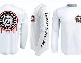 #142 for Design a signature Fishing shirt form logo af Starship21