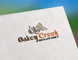 asmafa247 tarafından I require a business logo designed for my garlic farm , the name on my garlic farm is called Oakey Creek Gourmet için no 3