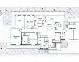 #27 для Design CAD floor plans, site plan and elevations for a large house от negmstar75