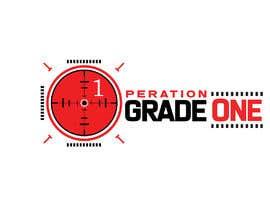 """Nro 10 kilpailuun Build me a logo - """"Operation Grade One"""" käyttäjältä salehakram342"""
