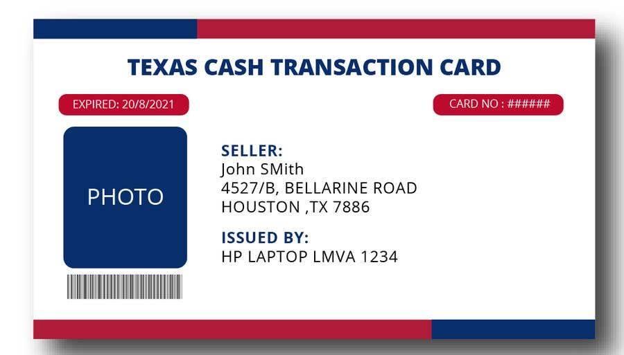 Entry #13 by FALL3N0005000 for ID Card Design | Freelancer