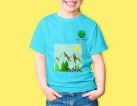 #38 для Logo for Kids Camp T-shirt от baajdesigners