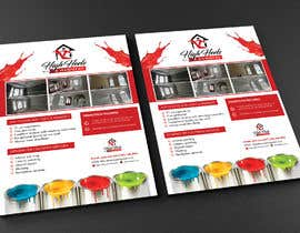 #22 cho Painters Bussiness Flyers bởi arjp00