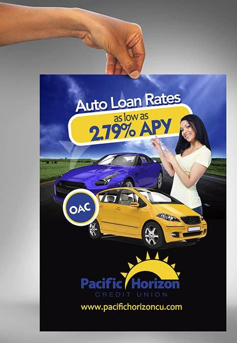 Bài tham dự cuộc thi #25 cho Flyer Design for Auto Loan Ad