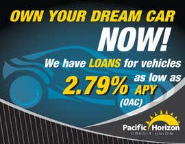 nº 18 pour Flyer Design for Auto Loan Ad par ucanwinu