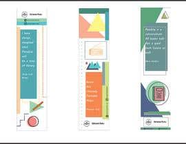 #14 untuk Desain Pembatas Buku, 3 Desain oleh DikaAdiatma23