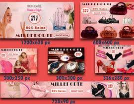 nº 12 pour E-commerce site digital advertising banners par mabbar789