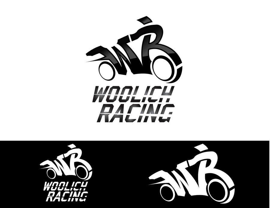 Konkurrenceindlæg #                                        163                                      for                                         Logo Design for Woolich Racing
