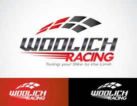 #75 para Logo Design for Woolich Racing por taks0not