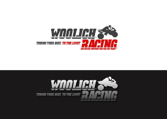 Contest Entry #                                        77                                      for                                         Logo Design for Woolich Racing