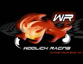 #154 para Logo Design for Woolich Racing por la12neuronanet