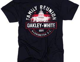 Nro 71 kilpailuun Oakley-White T-shirt design käyttäjältä DyNiC123