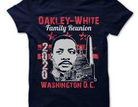 Nro 57 kilpailuun Oakley-White T-shirt design käyttäjältä elitesniper