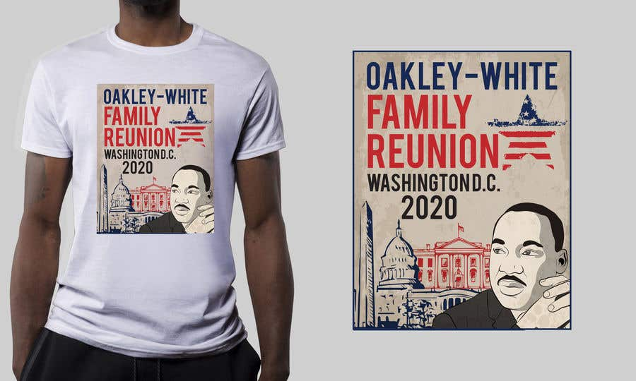 Kilpailutyö #58 kilpailussa Oakley-White T-shirt design