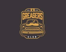 #42 untuk Need a cool rustic grease themed logo oleh mahmoudelkholy83