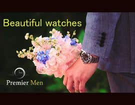 #10 for Logo for a new webshop selling luxury men's watches, sunglasses, accessories af josemor