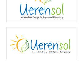 nº 169 pour Logo Design for the private association Uerensol par KreativeAgency