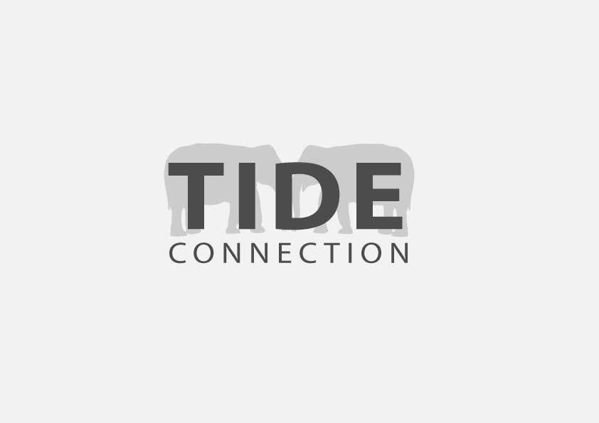 Proposition n°35 du concours Logo Design for Tide Connection (tideconection.com)