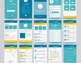 #16 cho UI / UX design for an app bởi emonhawlader2k19