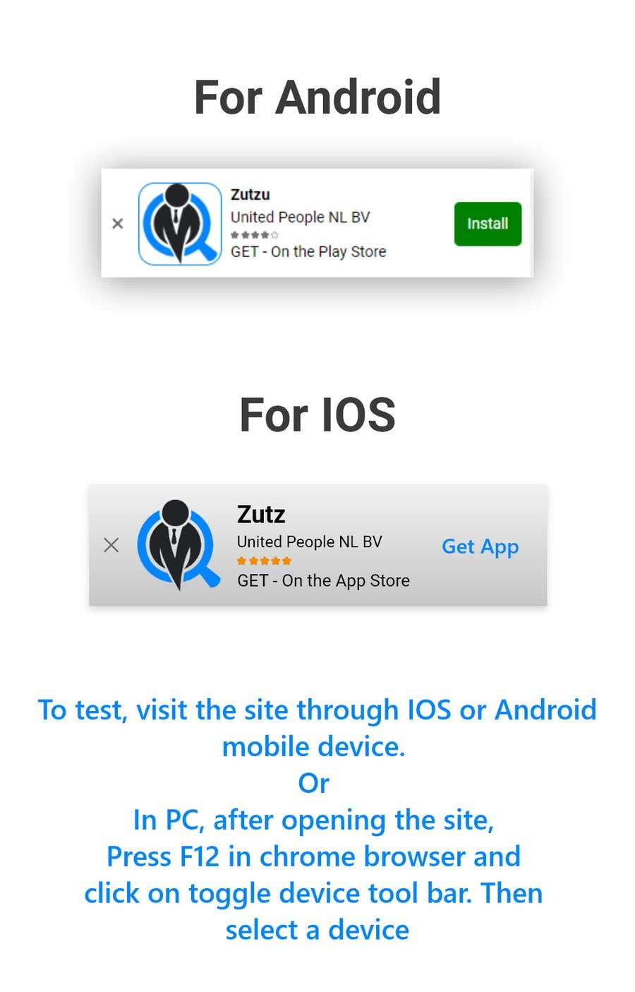 Entry #2 by aminansar for Download app suggestion for iOS
