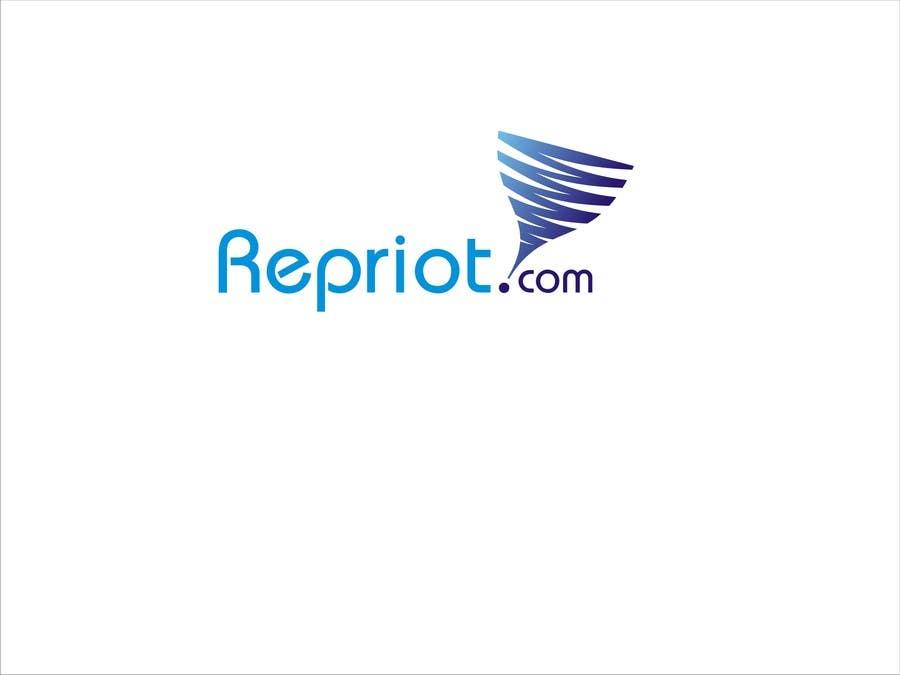 Bài tham dự cuộc thi #20 cho Repriot.com Logo Contest