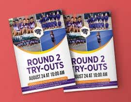 #29 untuk Create a cheerleading flyer oleh meenapatwal