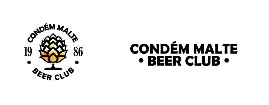 Proposition n°127 du concours Build a logo for a beer club company
