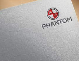 "#212 para I need to develop brand logo for the GPS tracking system ""Phantom"" por Logozonek"