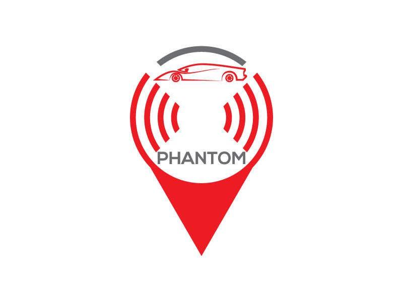 """Inscrição nº 115 do Concurso para I need to develop brand logo for the GPS tracking system """"Phantom"""""""