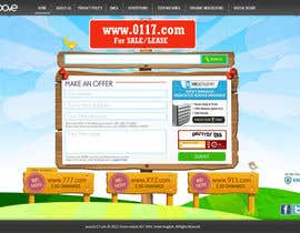 #1 untuk Website Design for Index / Home Page Only psd file oleh patrick12691