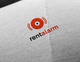 #5 para Design a logo for Rent Alarm por bojan1337