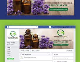 #39 for Facebook Cover Image for Essential Oil Facebook Community af stylishwork