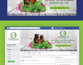#40 for Facebook Cover Image for Essential Oil Facebook Community af stylishwork