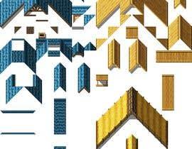 #51 for Village houses/roofs illustration af SK813