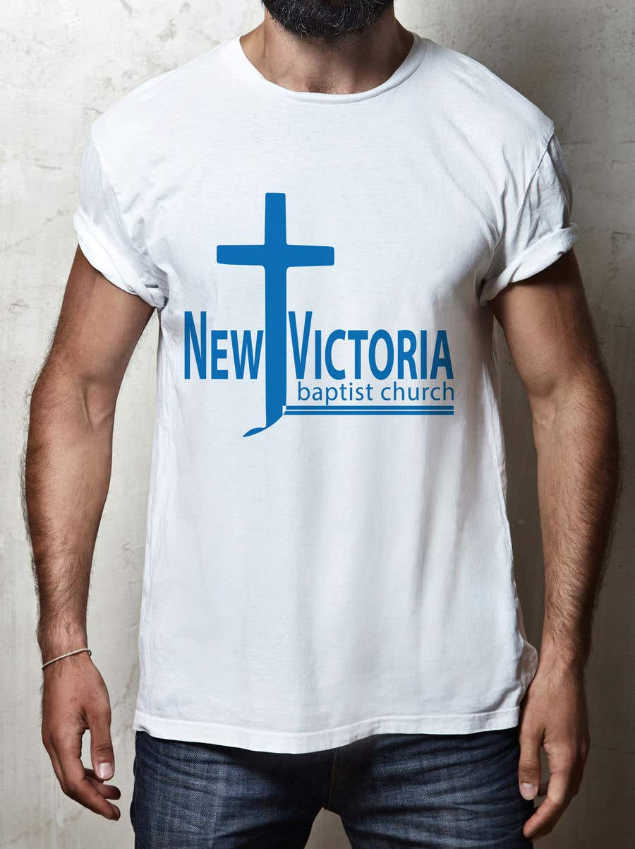 Contest Entry #45 for Simple Church T-Shirt Design