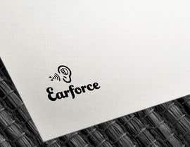 mgamal2020 tarafından Earforce Design logo için no 5