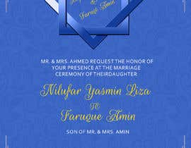 #81 for Invitation Cards by ronzwebfactory