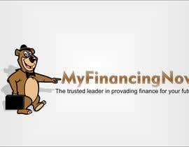 #44 para Logo Design for My Financing Now por mackamala