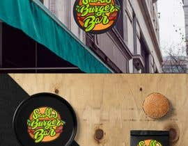 #172 for Branding and Design for a New Burger Restaurant and Bar Concept in Hollywood by animatecdz8