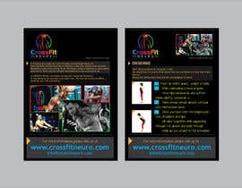 #147 for 2 sided flyer by coc3dart