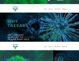 #15 for Improve the top green banners in our website. af vvalkanov