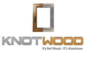 #5 para Logo Design for Knotwood AUS por Jinbaba