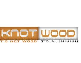 #15 para Logo Design for Knotwood AUS por GeorgeSamy