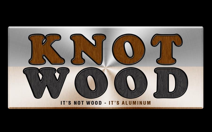 Inscrição nº                                         10                                      do Concurso para                                         Logo Design for Knotwood AUS