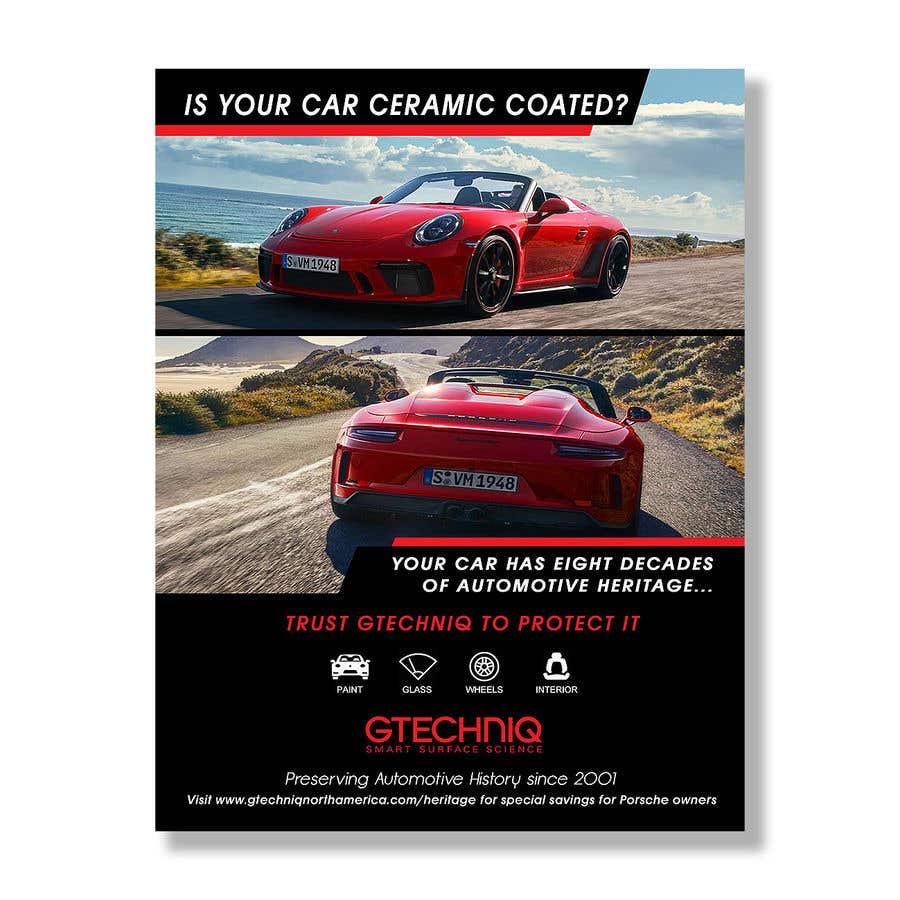 Kilpailutyö #7 kilpailussa Create Automotive Ad