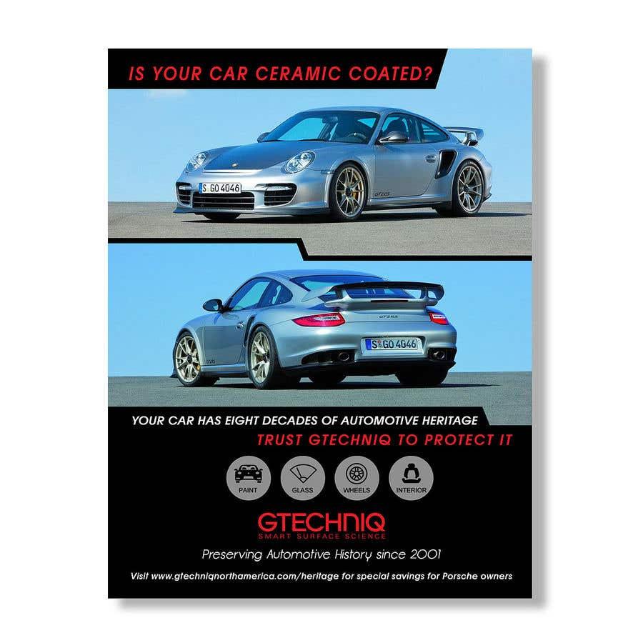 Kilpailutyö #8 kilpailussa Create Automotive Ad