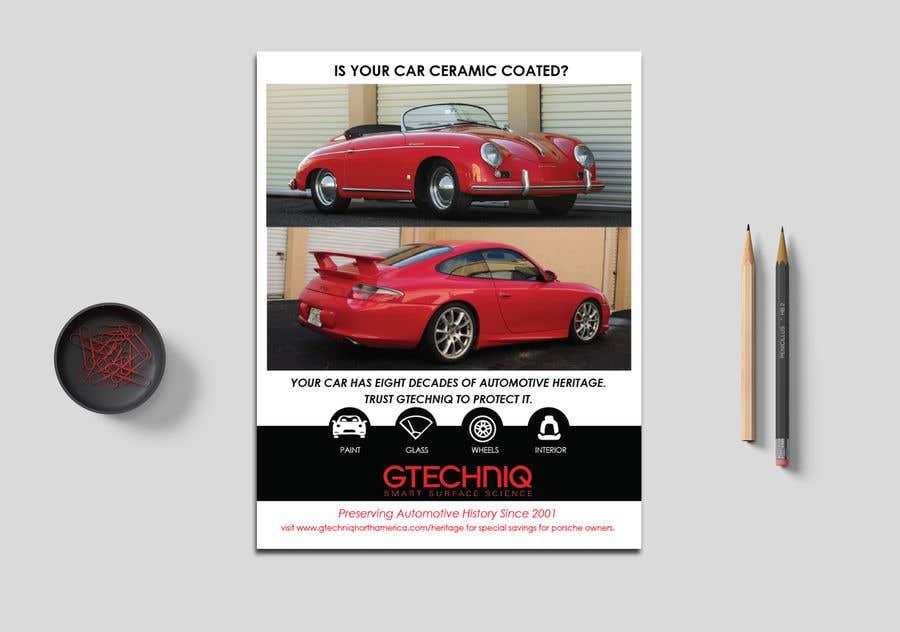 Kilpailutyö #6 kilpailussa Create Automotive Ad