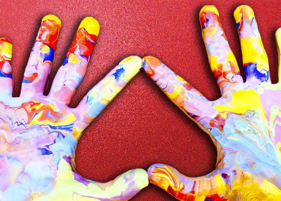 Konkurrenceindlæg #77 for Heart shaped hands