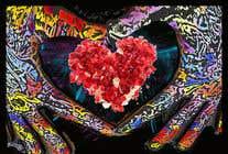Graphic Design Konkurrenceindlæg #69 for Heart shaped hands