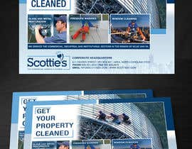 #13 for Make a seasnal flyer for my window cleanig and pressure washing business. by stylishwork